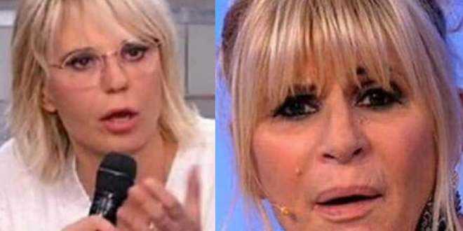 Uomini e Donne news: Maria De Filippi furiosa con Gemma Galgani, che ammutolisce