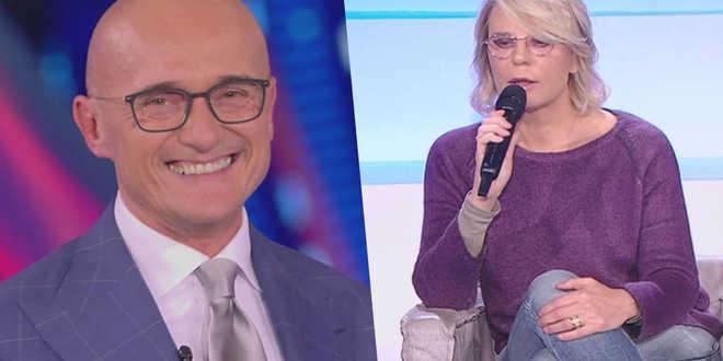 Grande Fratello Vip 5, Maria De Filippi ospite della puntata di lunedì 28 dicembre 2020