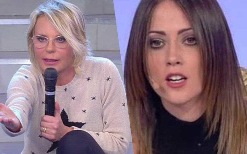 """Anticipazioni Uomini e Donne, Maria De Filippi si scaglia contro Teresa Cilia: """"Ingrata"""""""