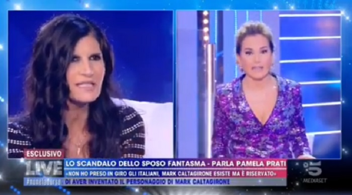 Mark Caltagirone ha lasciato Pamela Prati? Spunta l'indizio social
