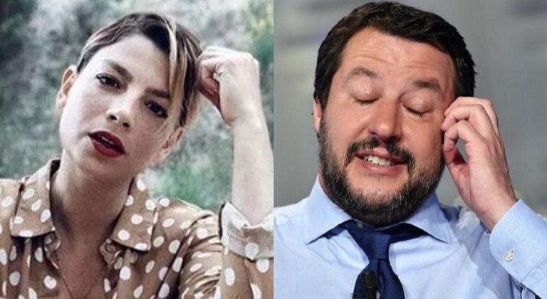Matteo Salvini parla della malattia di Emma Marrone e stupisce tutti