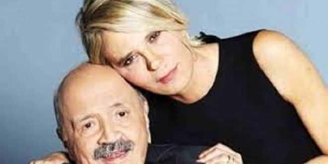 Maurizio Costanzo e Maria De Filippi festeggiano le nozze d'argento: ecco quando