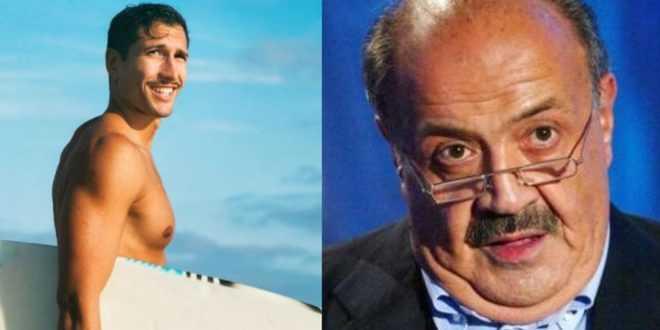 """Maurizio Costanzo contro Gianmarco Onestini: """"La tv ai professionisti"""""""