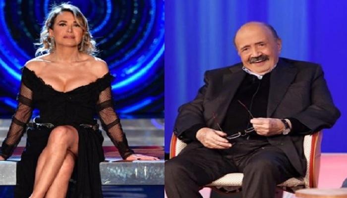 """Maurizio Costanzo umilia Barbara d'Urso: """"Mi è venuto un senso di smarrimento"""""""