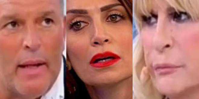 Uomini e Donne, Maurizio Guerci con Barbara De Santi: la reazione di Gemma