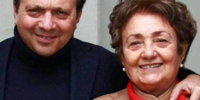 Morta la madre di Piero Chiambretti: quanti anni aveva e di cosa soffriva