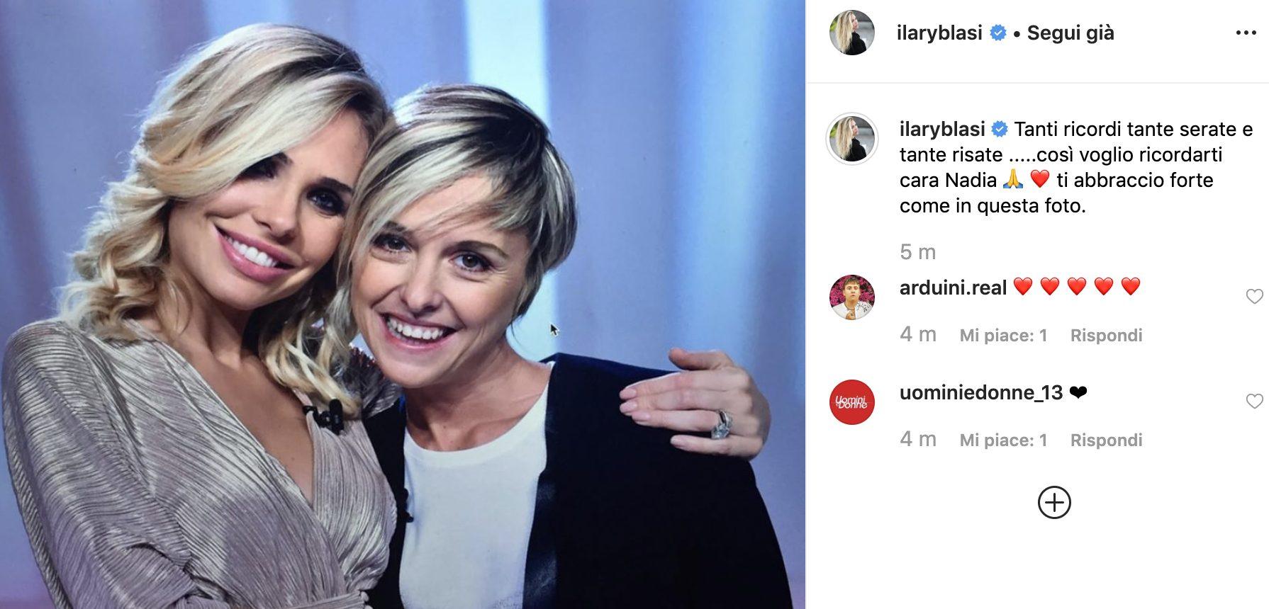 Nadia Toffa, tutti contro Ilary Blasi: il comportamento della signora Totti lascia senza parole