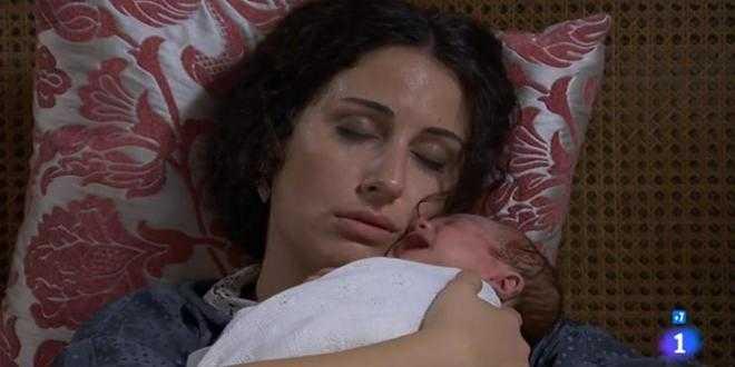 Anticipazioni spagnole di Una Vita: nasce il figlio di Lolita e Antonito