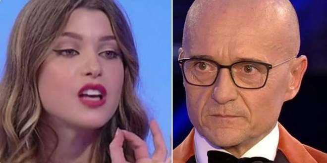 "GF Vip 5,  Natalia Paragoni contro Alfonso Signorini: ""Bugiardo!"""