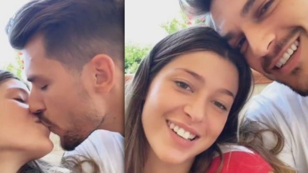 News Uomini e Donne, Natalia Paragoni incinta di Andrea Zelletta? La dedica mozzafiato