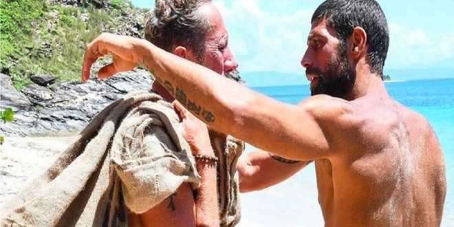 "Isola dei Famosi 2021, i naufraghi: ""Schifo d'uomo"""