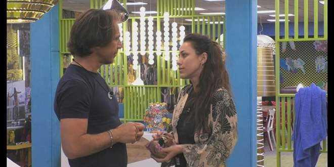 Nervi tesi al GF Vip 4, scoppia la lite anche tra Antonio Zequila e Teresanna Pugliese