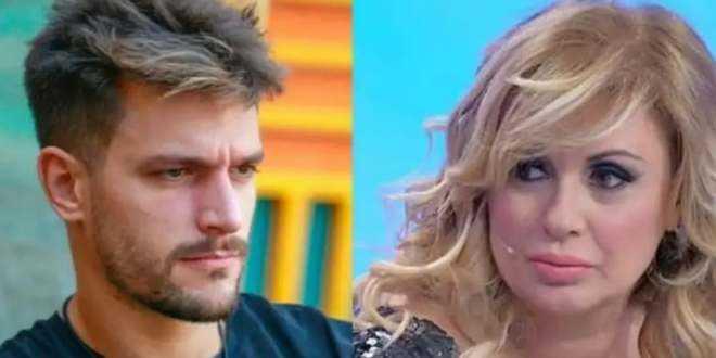 News Uomini e Donne, Tina Cipollari umilia Andrea Zelletta