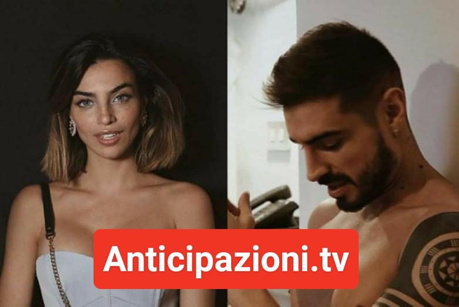 """Uomini e Donne gossip, Nicole Mazzocato e Fabio Colloricchio ospiti a """"Rivelo"""""""
