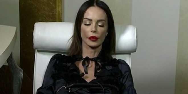 """Nina Moric dopo la macchina della verità: """"Ecco perché ero strana!"""""""