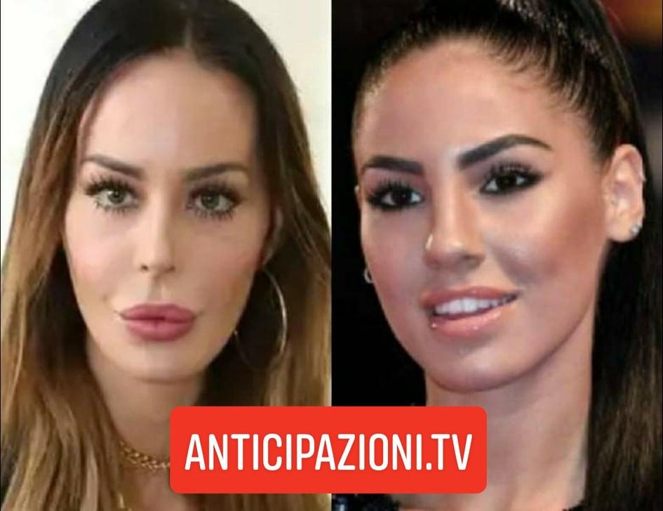 News Uomini e Donne, Nina Moric si scaglia contro Giulia De Lellis