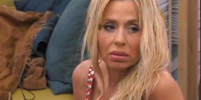 """Notizie GF Vip, Valeria Marini ammette di aver mentito: """"Non ho fatto il tampone"""""""