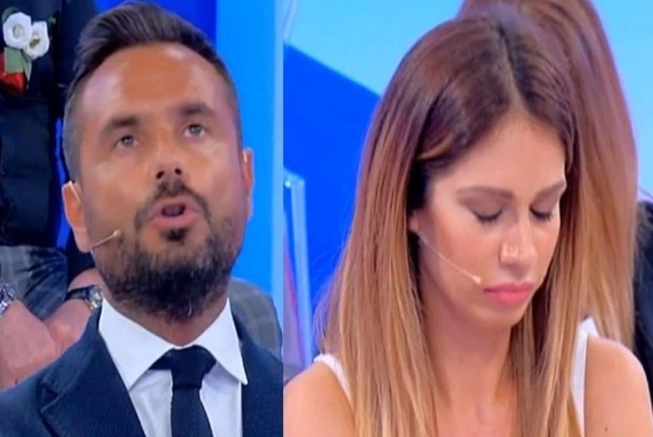 """Gossip Uomini e Donne, Pamela provoca Enzo: lo """"sgarro"""" della donna all'ex compagno"""