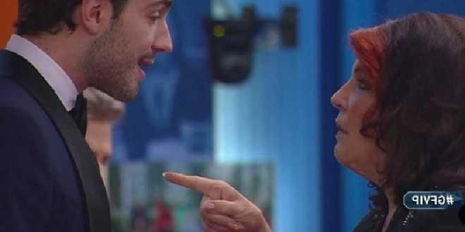Grande Fratello VIP 5: Patrizia De Blanck insulta Tommaso Zorzi con una frase omofoba