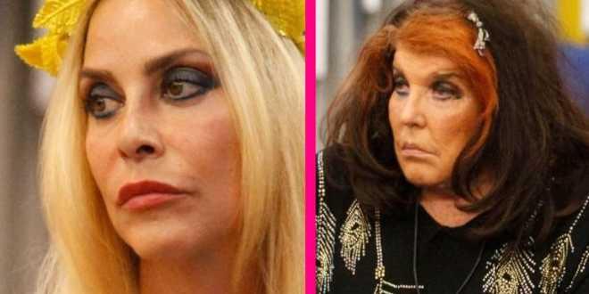 Gf vip 5, Patrizia De Blanck dà della prostituta a Stefania Orlando, ecco la sua reazione