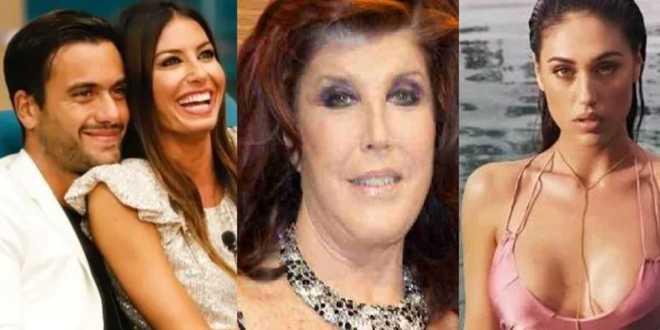 """GF Vip 5, Patrizia De Blanck su Elisabetta Gregoraci: """"Non può tromb*re, è roba da Rodriguez!"""""""