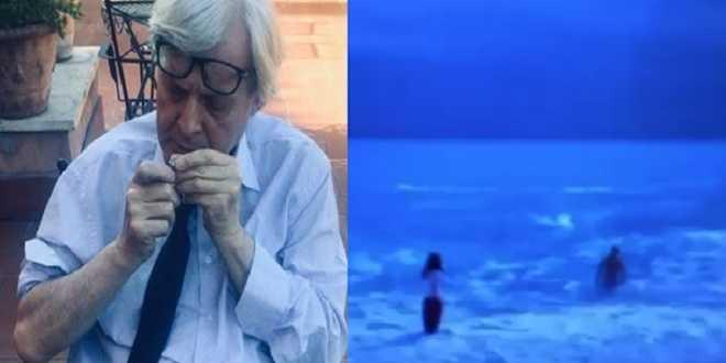 Paura per Vittorio Sgarbi: ha rischiato di annegare in Albania