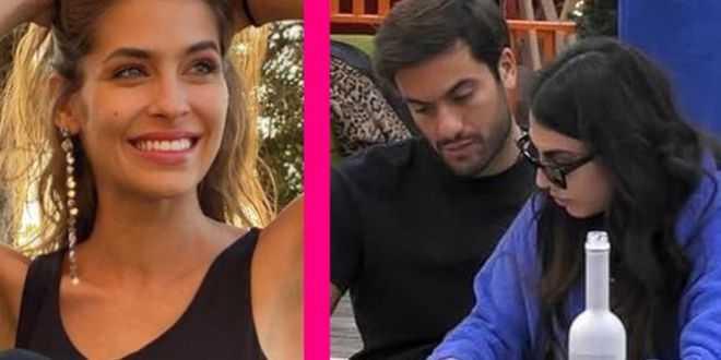 Pierpaolo Pretelli racconta di averci riprovato con Ariadna Romero e scrive a Giulia Salemi