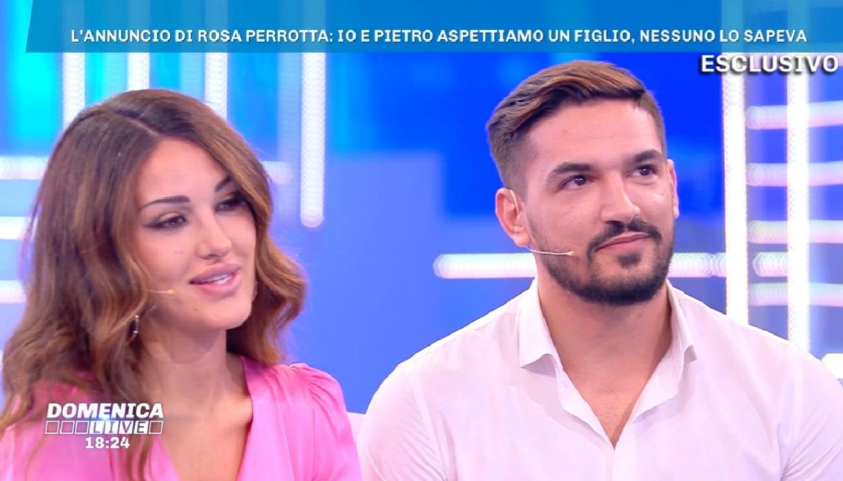 """Uomini e Donne, Pietro Tartaglione: """"Trovatemi una donna che sia come lei"""""""