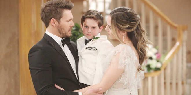 Beautiful anticipazioni 10 giugno 2021, il matrimonio segreto di Hope e Liam