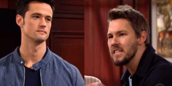 Beautiful anticipazioni 11 maggio 2021, Liam si scaglia contro Thomas