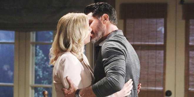 Beautiful anticipazioni 16 giugno 2021, Brooke ha baciato Bill!