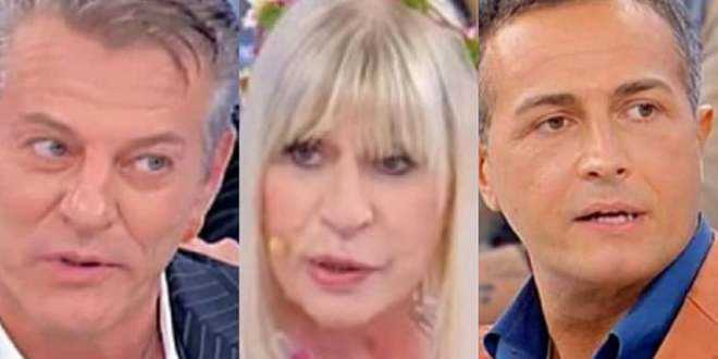 Uomini e Donne, puntata di oggi 17-02-2020: Riccardo lascia lo studio, Gemma seduce Maurizio
