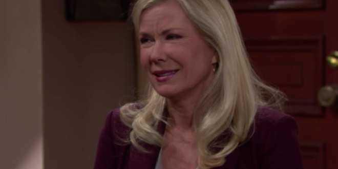 Beautiful anticipazioni 24 giugno 2021, Brooke implora il perdono di Ridge