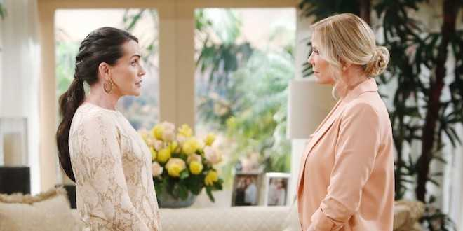 Beautiful anticipazioni 29 giugno 2021, Quinn infierisce su Brooke