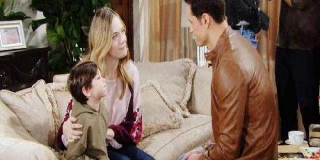 Anticipazioni Beautiful di domenica 17 gennaio 2021, Thomas e Hope diventano co-genitori?