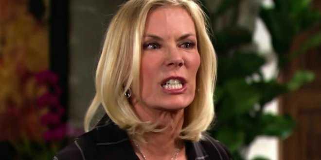 Puntata Beautiful di lunedì 18 gennaio 2021, Brooke cerca Ridge, cosa vorrà?