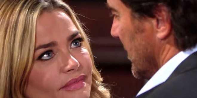 Trama Beautiful di mercoledì 30 dicembre 2020, Thomas si confessa a Zoe, mentre Shauna istiga Ridge