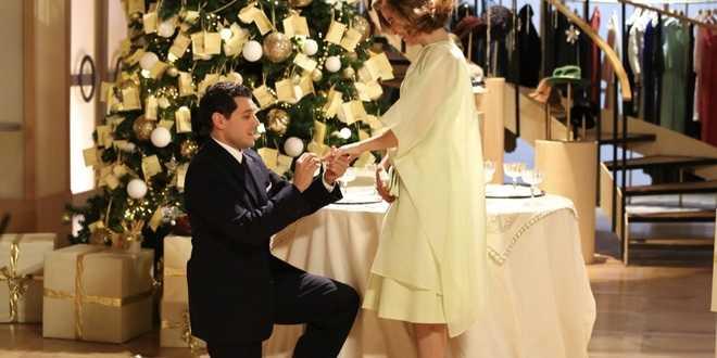 Puntata Il Paradiso delle Signore di venerdì 29 gennaio 2021, Cosimo e Gabriella si sposano?
