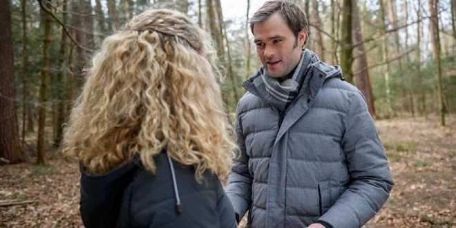Anteprime Tempesta d'amore puntata mercoledì 21 ottobre 2020: Franzi non crede a Steffen