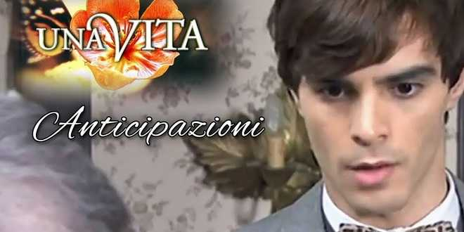 Trama Una Vita di domenica 17 gennaio 2021, Cinta tradisce Emilio?