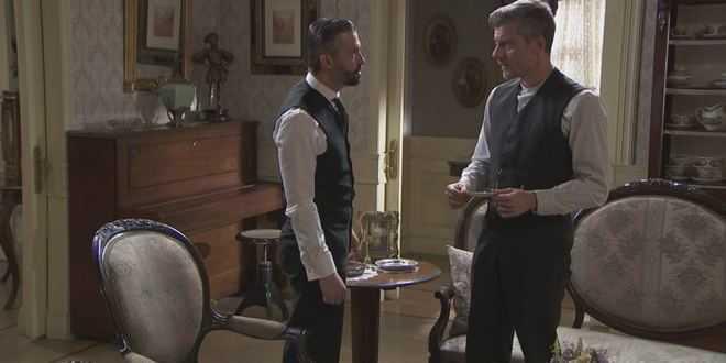 Anticipazioni Una Vita di mercoledì 30 dicembre 2020, Felipe e Mauro lottano separatamente?