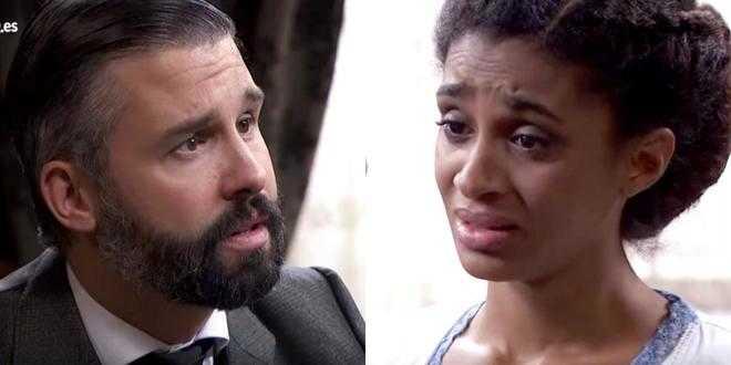 Una Vita puntata di venerdì 22 gennaio 2021, Felipe arrabbiato con Marcia, il motivo