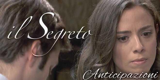 Trame Il Segreto dal 18 al 24 gennaio 2021, Alicia in fin di vita; Marta e Adolfo e il loro segreto