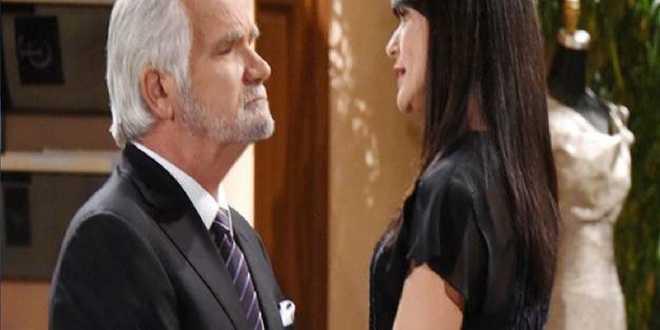 Anticipazioni Beautiful, Quinn lascerà Eric per un altro?