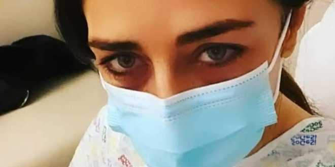 Uomini e Donne, Raffaella Mennoia in ospedale: la foto che preoccupa