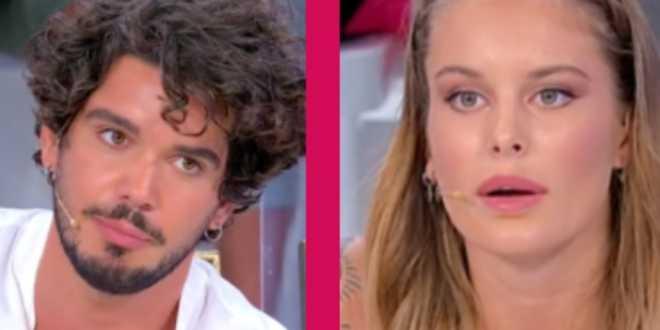 Uomini e donne registrazione puntata del 12 Dicembre 2020, Gianluca De Matteis abbandona in lacrime e Sophie Codegoni delusa
