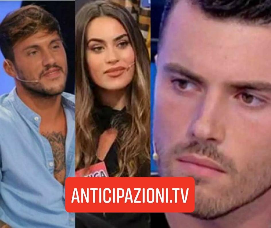 Uomini e Donne anticipazioni, registrazione trono classico 20/11/2019: il ritorno di Alessandro Zarino