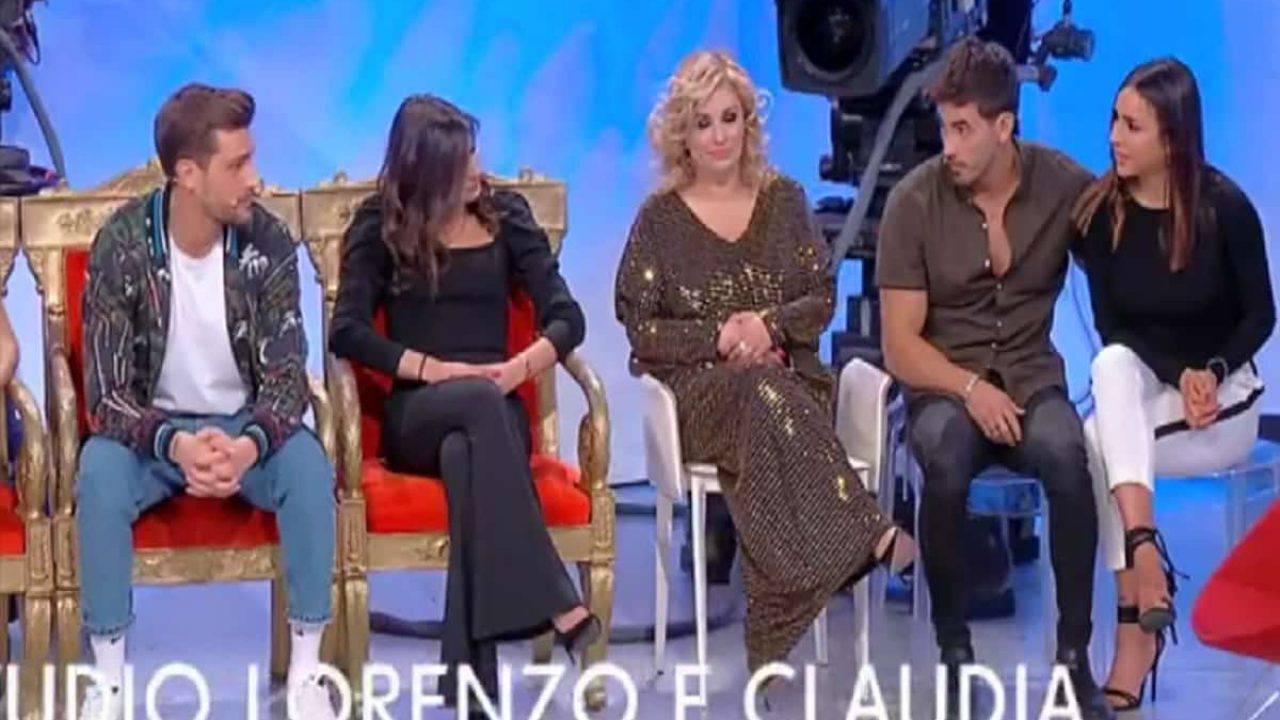 Uomini e Donne anticipazioni, registrazione trono classico 8/4/2019: Giulia bacia Manuel, Andrea pazzo di Giorgia
