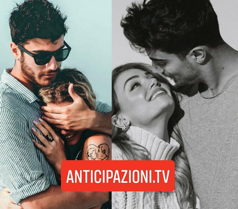 Uomini e Donne news, Riccardo Gismondi e Camilla Mangiapelo festeggiano l'anniversario