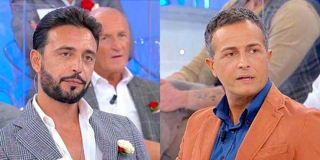 Uomini e Donne, rissa tra Riccardo e Armando: una dama rivela i dettagli
